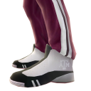 Texas A&M Track Pants and Sneakers