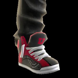 Utah Jeans and Sneakers