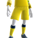 Manchester City FC Goalie Shorts
