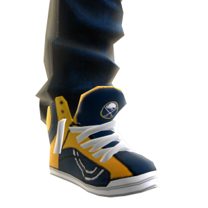 Sabres Jeans and Sneakers