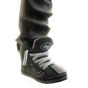 New York Jets Jeans and Sneakers