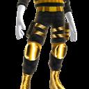 Modular Pants - Gold