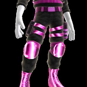 Modular Pants - Pink Bling