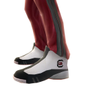 South Carolina Track Pants and Sneakers
