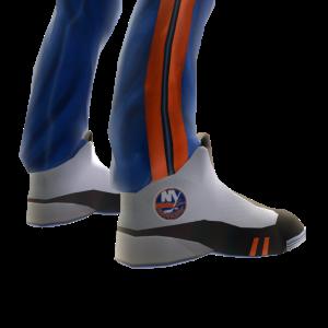 Islanders Track Pants and Sneakers