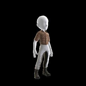 Corbulo Academy Pants & Boots