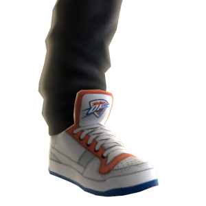 Oklahoma City Sneakers and Jeans