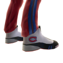 Canadiens Track Pants and Sneakers