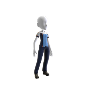 Tomorrowland Authority Costume