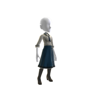 Early Elizabeth Outfit