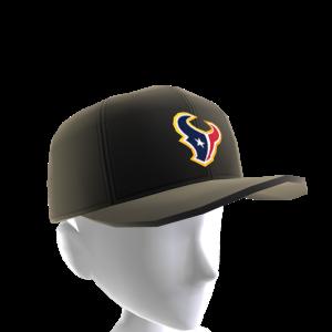 Texans Gold Trim Cap