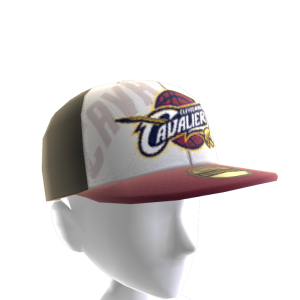 Cavaliers Fitted Cap