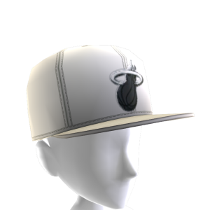 Miami White Cap