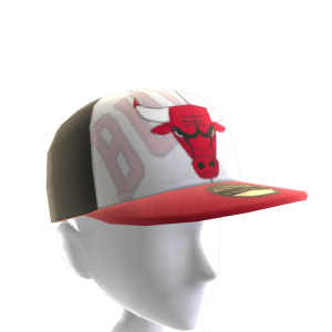 Bulls Fitted Cap