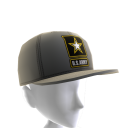 Army Hat - Gray