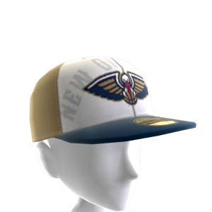 Pelicans Fitted Cap