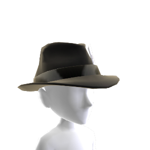 L.A. Noire Press Hat