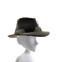 L.A. Noire Press Hat