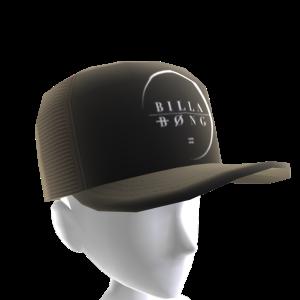 Perimeter Trucker Hat - Black