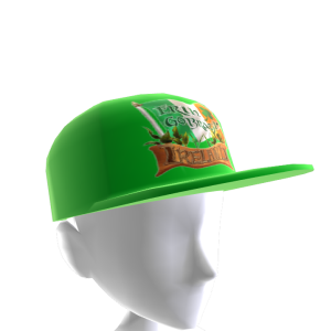 Epic St Pattys EGB Hat Green 2