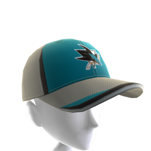 San Jose Sharks FlexFit Cap