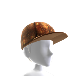 Fire Galaxy Hat