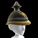 ドイツ騎兵の帽子