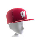 Wisconsin FlexFit Cap
