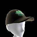 Epic St Pattys Clover Hat Black