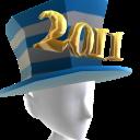 2011 Hat