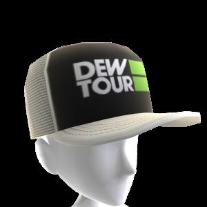 Dew Tour Trucker Hat - Black
