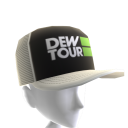 Dew Tour Trucker Hat - Black