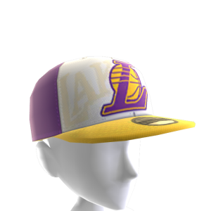 Lakers Fitted Cap