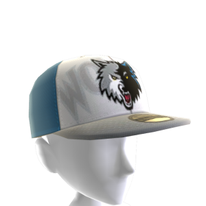 Timberwolves Fitted Cap
