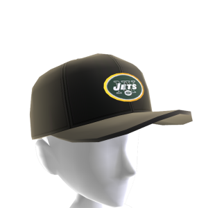 Jets Gold Trim Cap