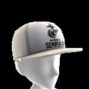 Marines Semper Fi Hat - White