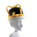 """Jerry """"The King"""" Lawler Crown"""