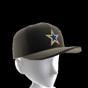 Cowboys Gold Trim Cap