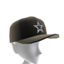 Cowboys Gold Trim Cap