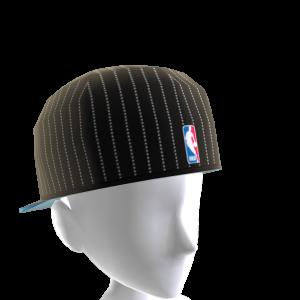 Dallas Backwards Pinstripe Cap