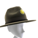 Chapeau de sergent instructeur