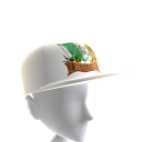Epic St Pattys EGB Hat White 2