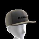 Marines Hat - Gray