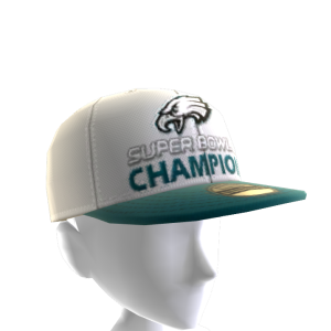 Eagles Super Bowl LII Champions Cap
