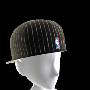 San Antonio Backwards Pinstripe Cap
