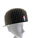San Antonio Backwards Pinstripe Cap