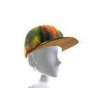 Rasta Galaxy Hat