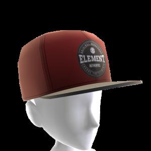Element Ballpark Hat - Cardinal