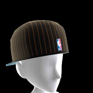 New York Backwards Pinstripe Cap