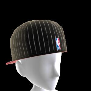 Chicago Backwards Pinstripe Cap